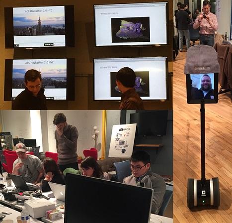 AEC Hackathon NY 2015 2