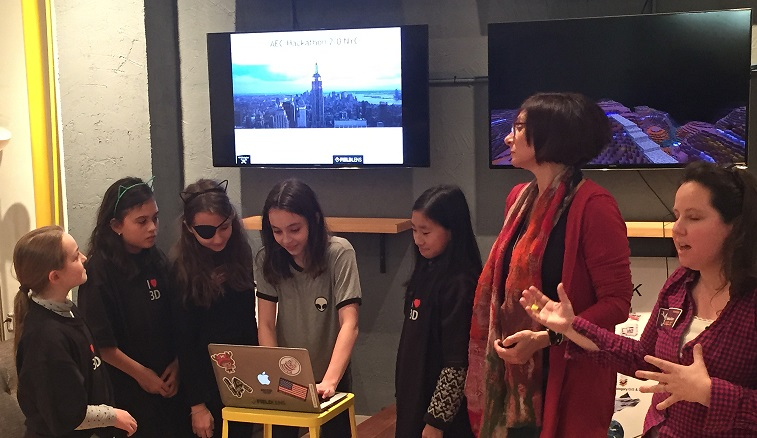 AEC Hackathon Girls3